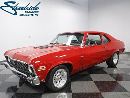 1970 Chevrolet Nova for sale 100930596