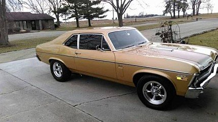 1970 Chevrolet Nova for sale 100943871