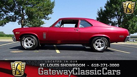 1970 Chevrolet Nova for sale 100964501