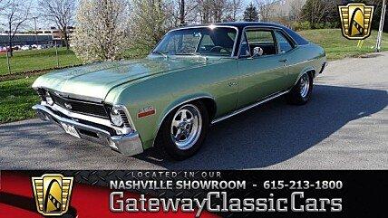 1970 Chevrolet Nova for sale 100968996