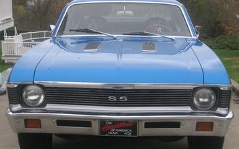 1970 Chevrolet Nova Coupe for sale 100971138