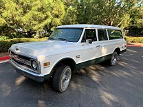 1970 Chevrolet Suburban 4WD for sale 101042088