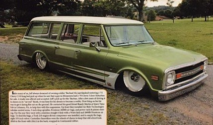 1970 Chevrolet Suburban for sale 100911849