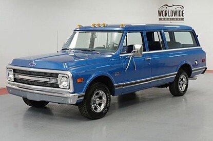 1970 Chevrolet Suburban for sale 101004983