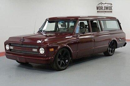 1970 Chevrolet Suburban for sale 101004988