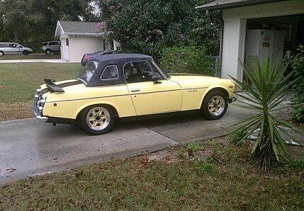 1970 Datsun 2000 for sale 100791819