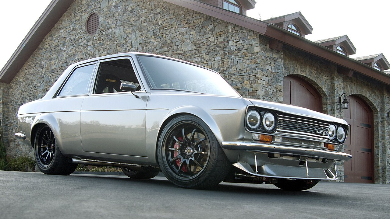 1970 datsun 510 coupe for sale near los gatos california. Black Bedroom Furniture Sets. Home Design Ideas