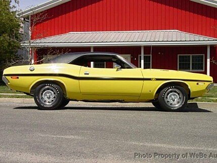 1970 Dodge Challenger for sale 100722404