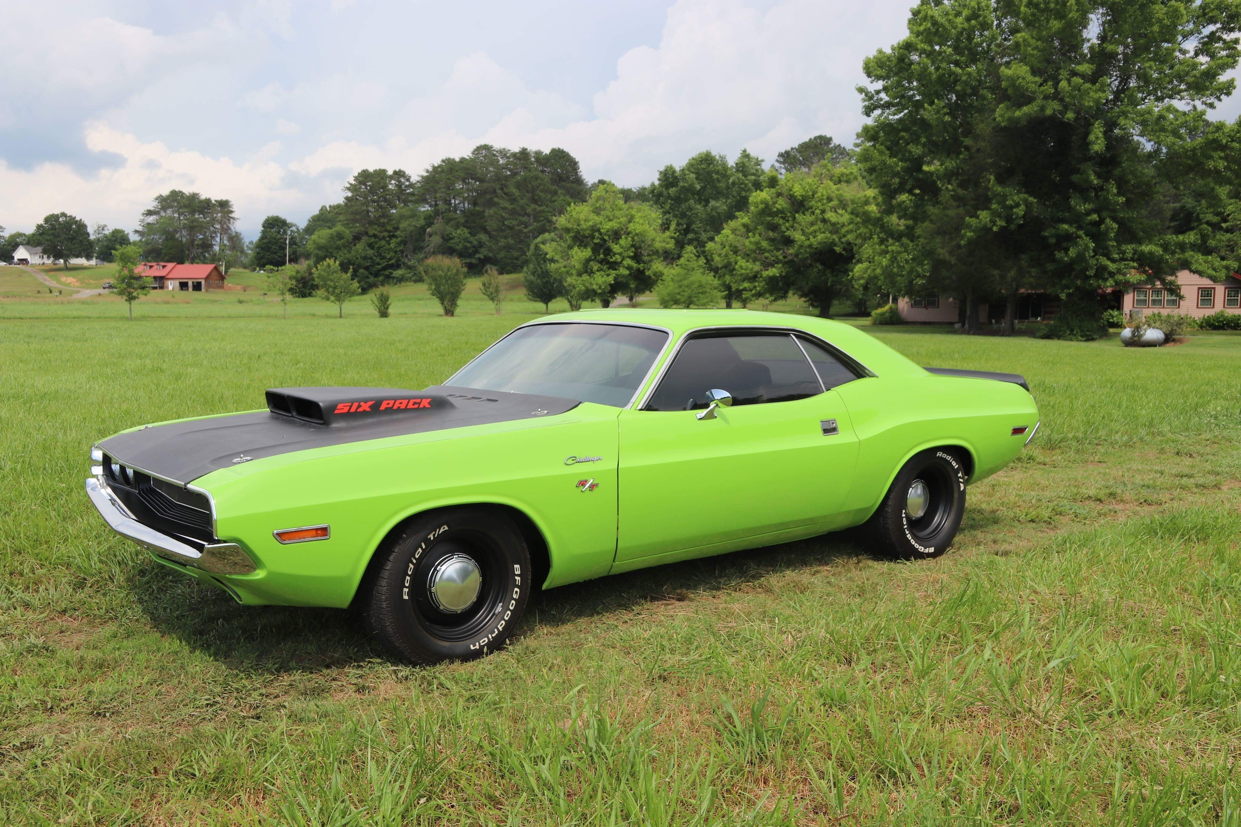 Dodge Challenger Classics For Sale Classics On Autotrader