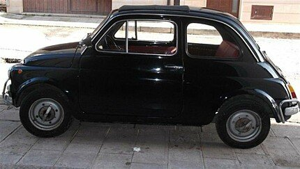 1970 FIAT 500 for sale 100780142