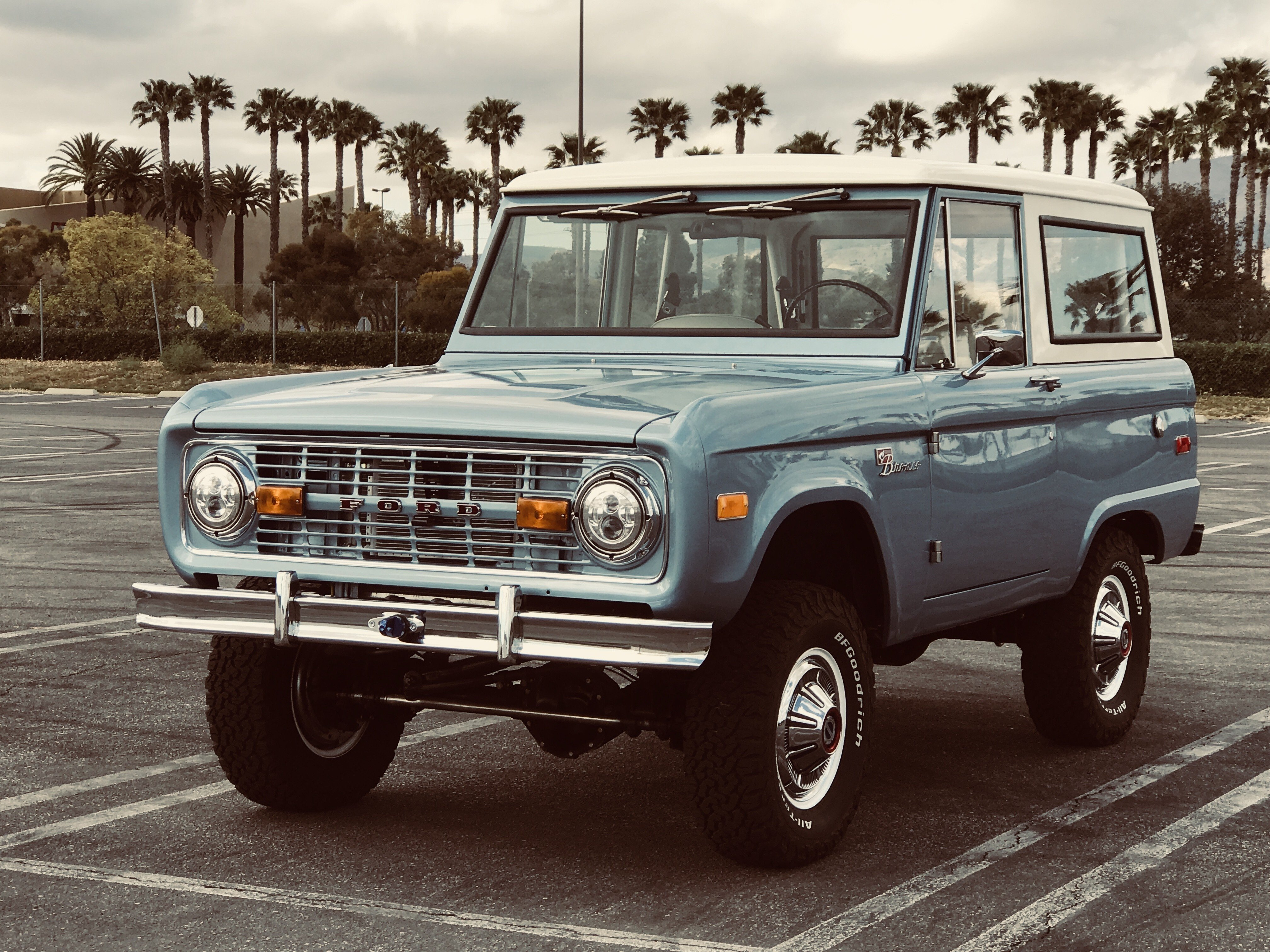 1970 Ford Bronco Lifted For Sale Near Chatsworth California 1280x720