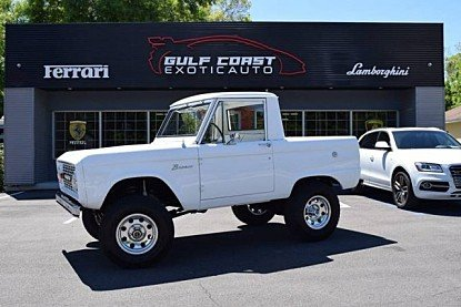 1970 Ford Bronco for sale 100861231