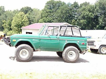 1970 Ford Bronco for sale 100887100