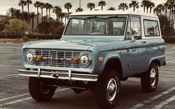 1970 Ford Bronco for sale 100913408