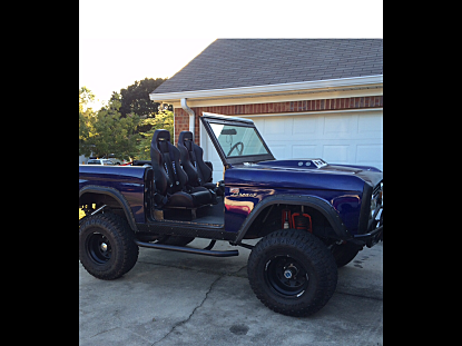 1970 Ford Bronco for sale 100959544