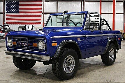 1970 Ford Bronco for sale 100973474