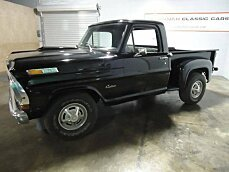 1970 Ford F100 for sale 100862029