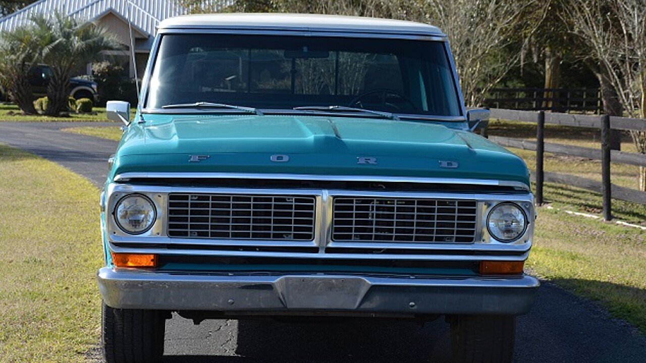 1970 Ford F100 for sale 100749965