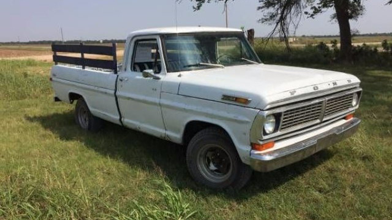 1970 Ford F100 for sale 100924115