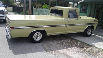 1970 Ford F100 for sale 100836822