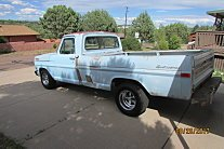 1970 Ford F100 for sale 100901275