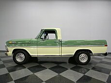 1970 Ford F100 for sale 100911949