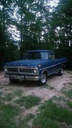 1970 Ford F100 for sale 100922061