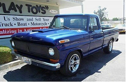 1970 Ford F100 for sale 100958927
