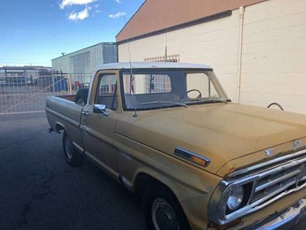 1970 Ford F100 for sale 100974435