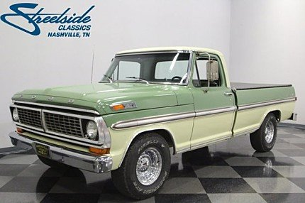 1970 Ford F100 for sale 100980910
