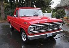 1970 Ford F100 for sale 100982145