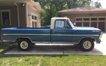 1970 Ford F100 2WD Regular Cab for sale 100998115