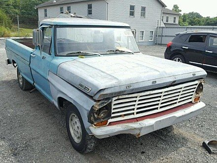 1970 Ford F100 for sale 101023927