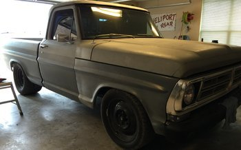 1970 Ford F100 2WD Regular Cab for sale 100934982