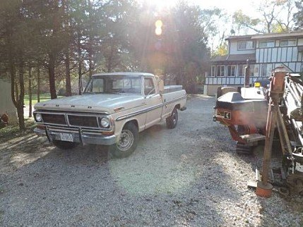 1970 Ford F250 for sale 100824937