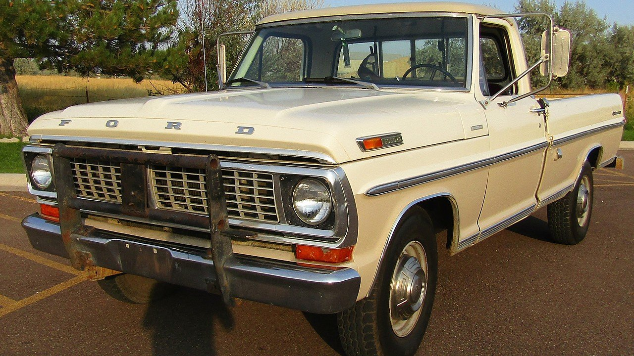 1970 Ford F250 for sale 100904942