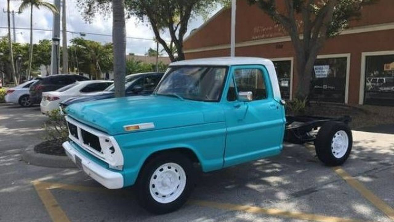 Ford F250 Classic Trucks for Sale - Classics on Autotrader