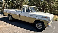 1970 Ford F250 2WD Regular Cab for sale 100986667