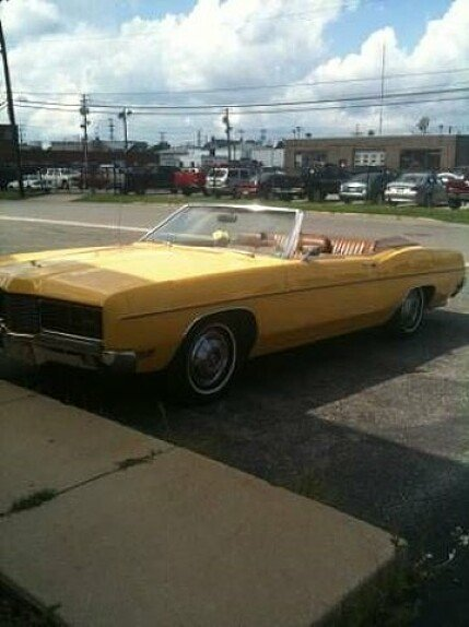 1970 Ford Galaxie for sale 100825429