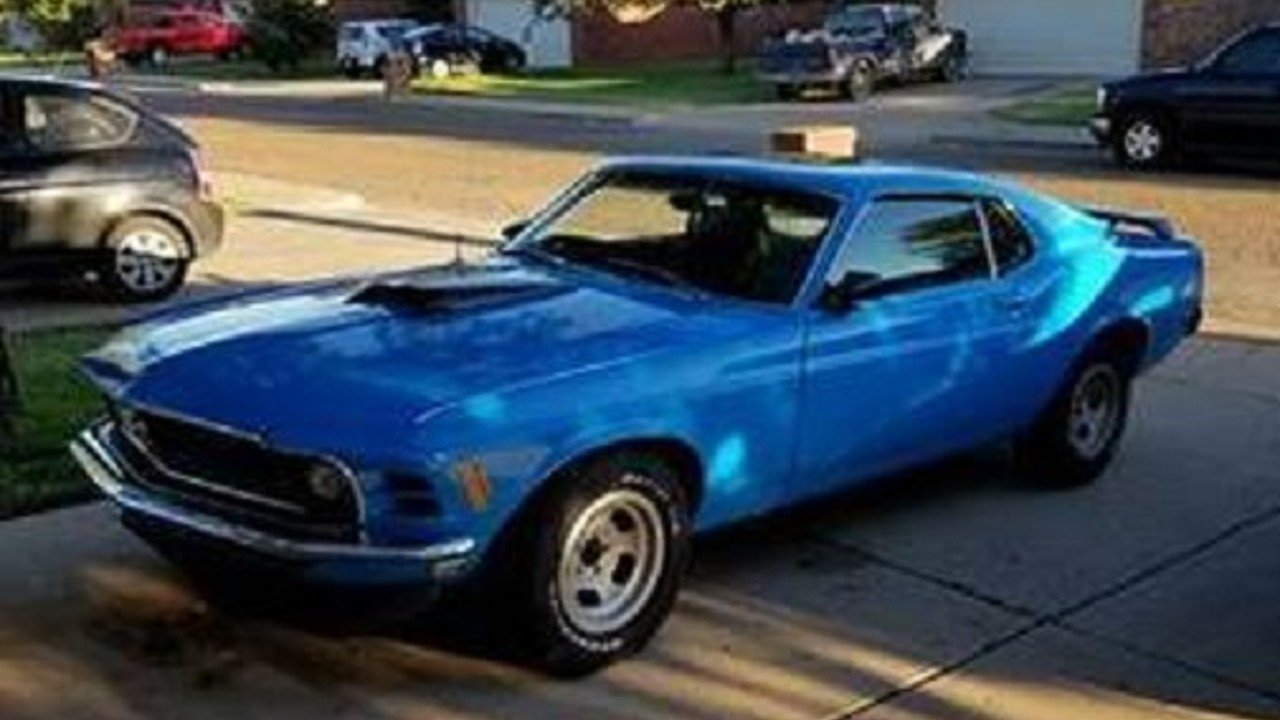 1970 Ford Mustang for sale 100919800