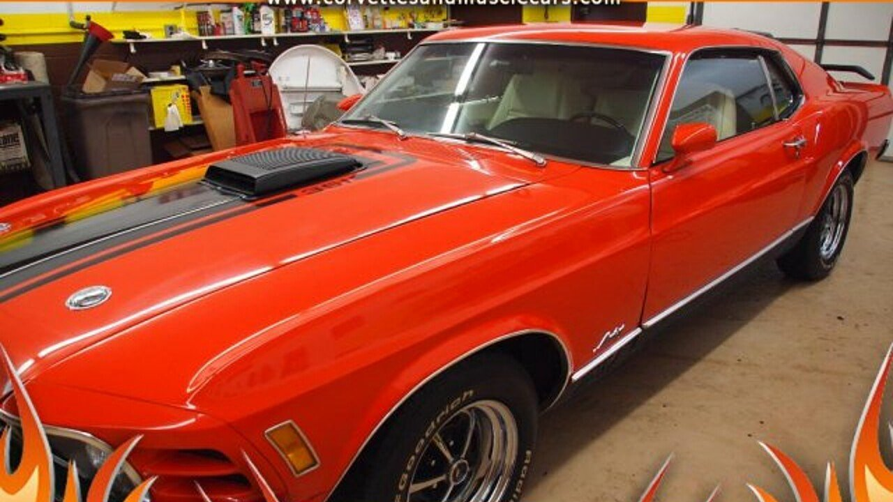 1970 Ford Mustang for sale 100020668