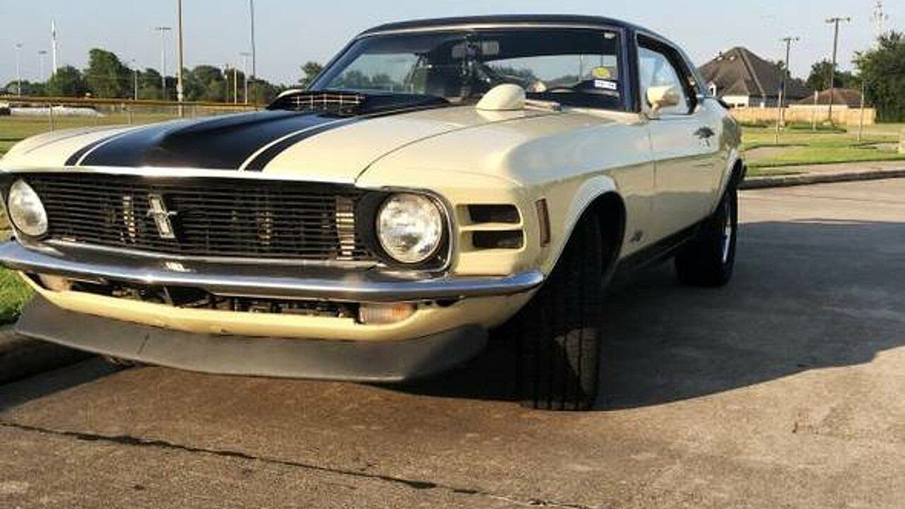 1970 Ford Mustang for sale 100791548