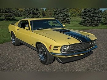 1970 Ford Mustang for sale 100883191