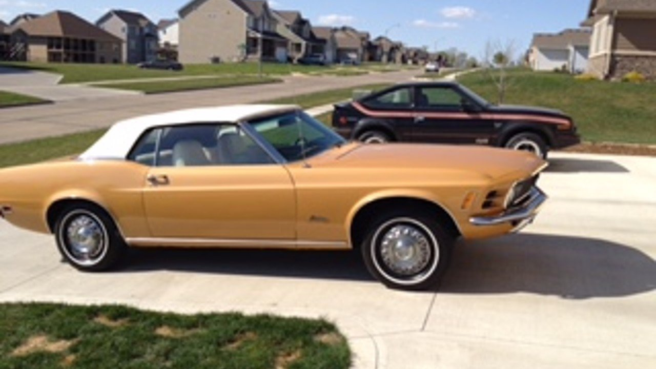 1970 Ford Mustang for sale 100885259