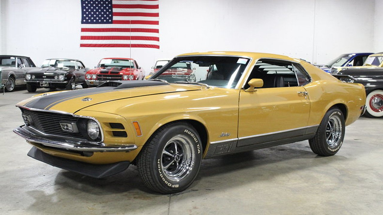 1970 Ford Mustang for sale 100898104