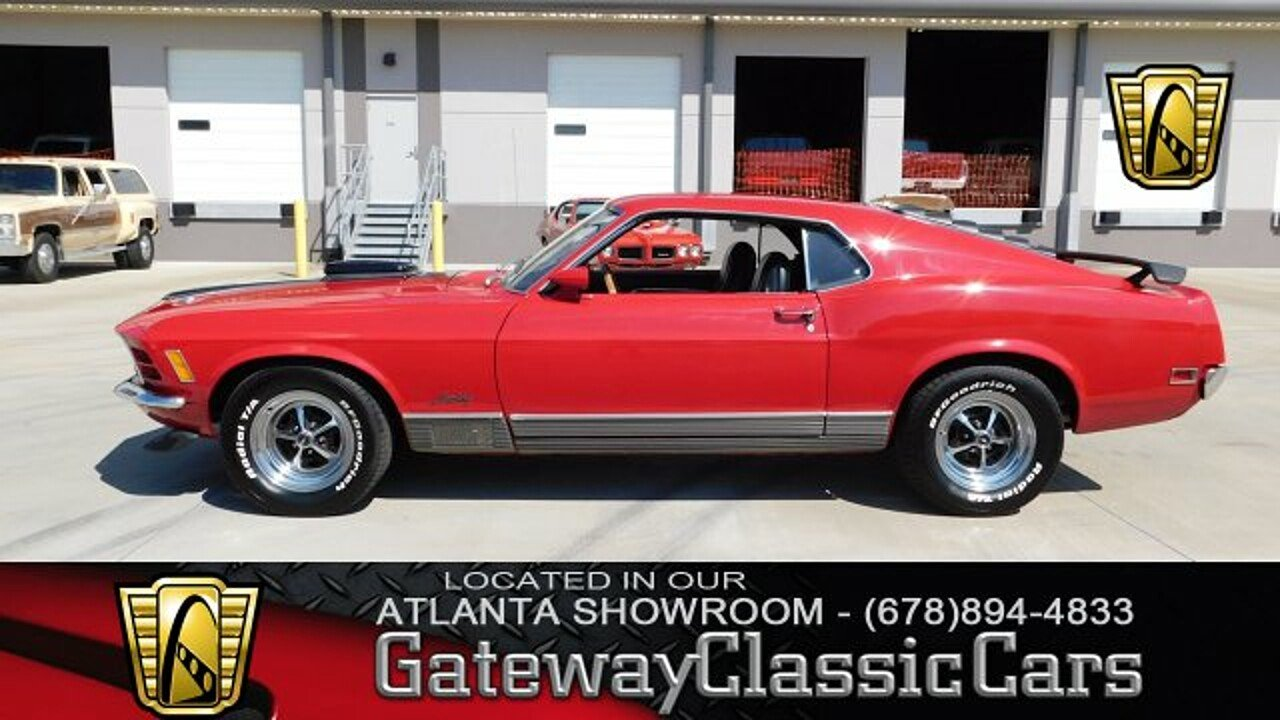 1970 Ford Mustang for sale 100920342