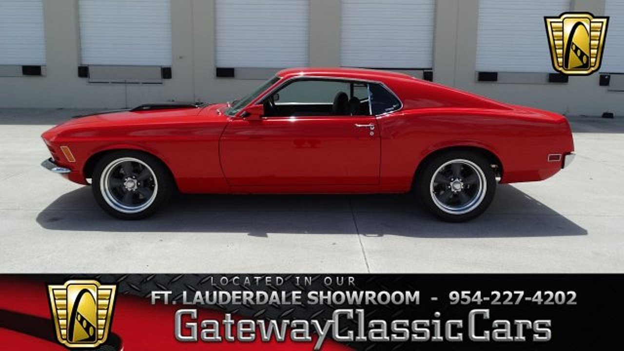 1970 Ford Mustang for sale 100920604