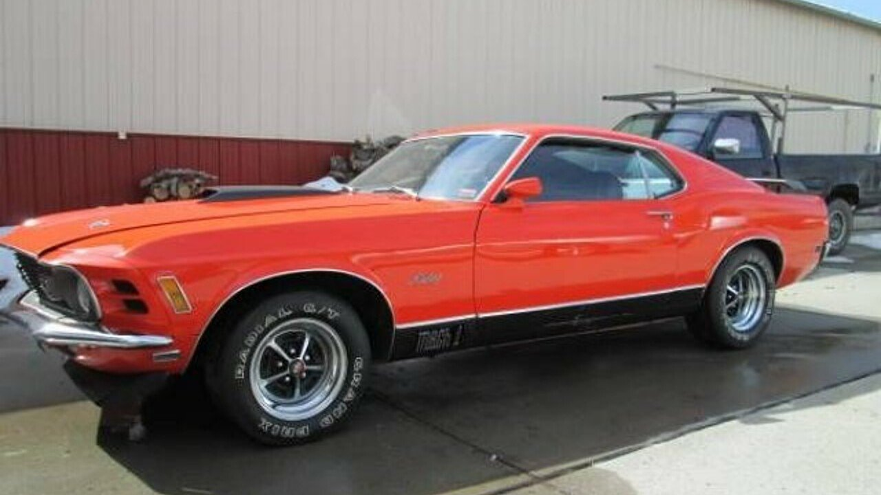1970 Ford Mustang for sale 100945090
