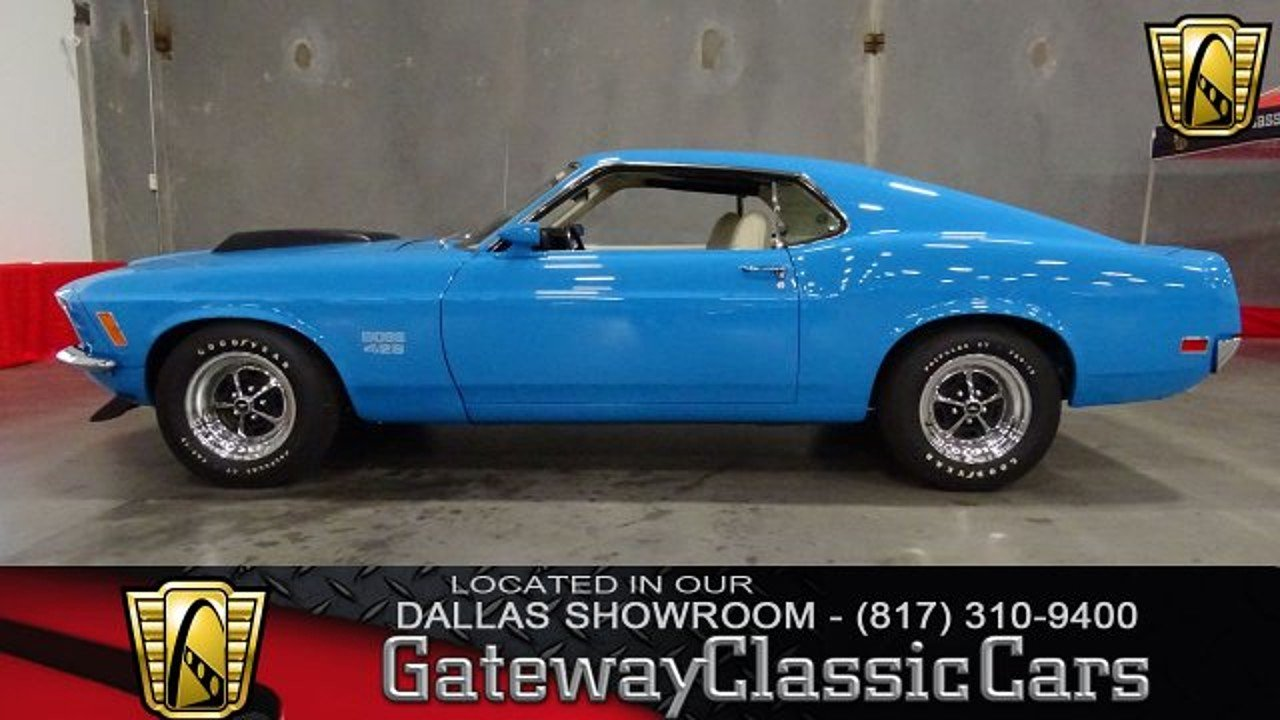 1970 Ford Mustang for sale near O Fallon, Illinois 62269 - Classics ...