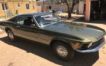 1970 Ford Mustang Fastback for sale 100987527